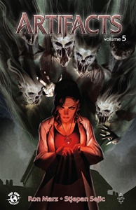 Artifacts Volume 5 Trade Paperback