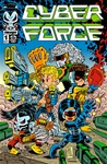 Cyber Force #1E Chris Giarrusso