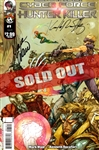 Cyberforce/Hunter-Killer #1B Signed: Mark Waid & Kenneth Rocafort