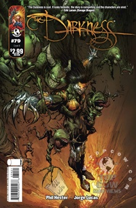 Darkness #79 Portacio Cover B