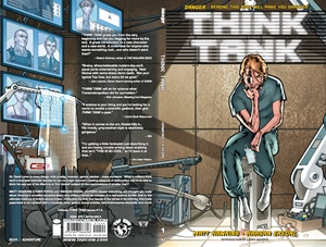 Think Tank Volume 1 Hard Cover