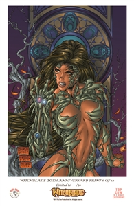 Witchblade Anniversary/Top Cow Store Exclusive #6