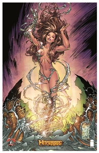 Witchblade Top Cow 25th Anniversary