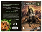 Aphrodite IX Rebirth Volume 2 SDCC Variant Cover