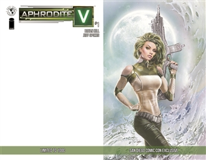 Aphrodite V #1 Convention Exclusive