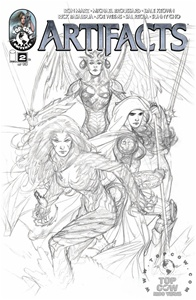 Artifacts #2C Sketch Variant