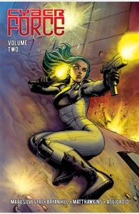 Cyber Force: Awakening Volume 2