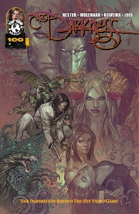 Darkness #100E 1 in 25 Variant