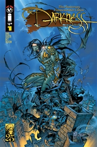 DARKNESS #1, 25TH ANNIVERSARY EDITION