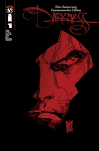 DARKNESS #1, 25TH ANNIVERSARY EDITION, RED