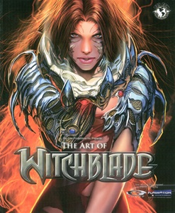 Art of the Witchblade Art Book
