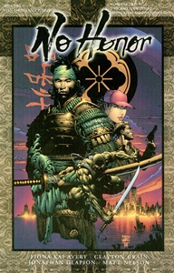 No Honor Trade Paperback