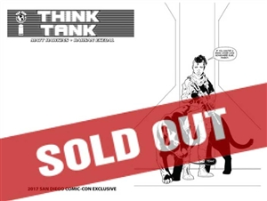 THINK TANK: Animal #1 San Diego Comic-Con Variant