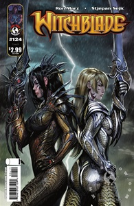 Witchblade #124