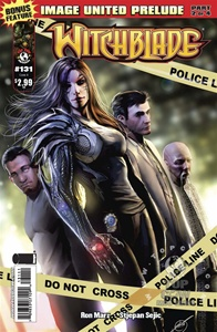 Witchblade #131 Sejic Cover A
