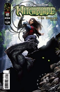 Witchblade #132 Sejic Cover A