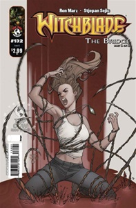 Witchblade #132 Blake Cover B