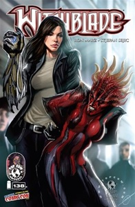 Witchblade #138 New York Comic Con Exclusive