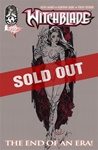 Witchblade #151 - 1-in-25 Retailer Incentive - J. Scott Campbell