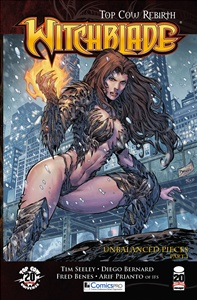 Witchblade #151E - ComicsPro Variant