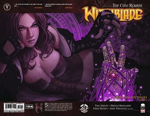Witchblade #154