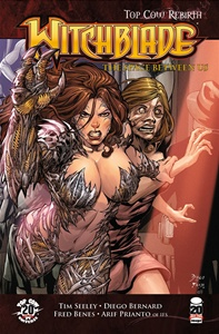 Witchblade #156B