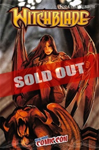 Witchblade #160 New York Comic Con Exclusive