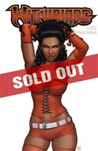 Witchblade #161D Top Cow Store Exclusive