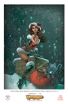 Witchblade Anniversary/Top Cow Store Exclusive X-Mas #3