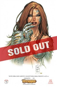 Witchblade Anniversary/Top Cow Store Exclusive #5