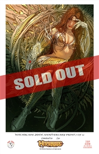 Witchblade Anniversary/Top Cow Store Exclusive #7