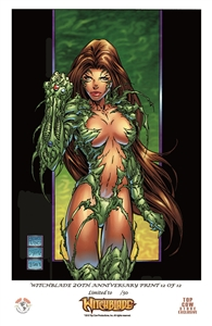 Witchblade Anniversary Print #12