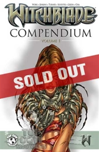 Witchblade Compendium Edition Trade Paperback
