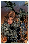 Witchblade/Darkness - Michael Turner