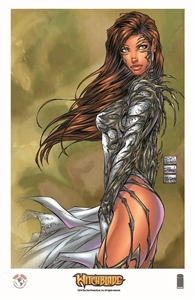 Witchblade - Michael Turner 2