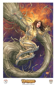 Witchblade - Phil Sevy